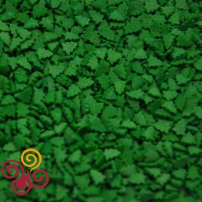 Посыпки Елки зеленые