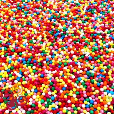 Посыпка Шарики разноцветные Микс 2