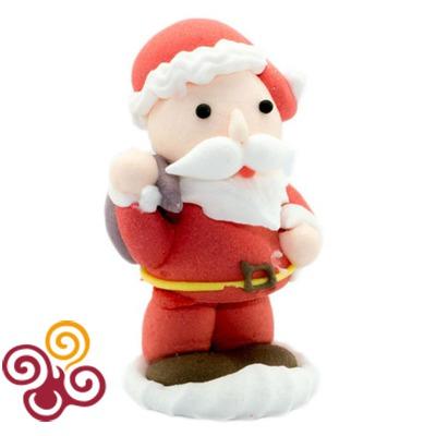 Сахарная фигурка Дед Мороз №1
