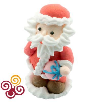 Сахарная фигурка Дед Мороз №4