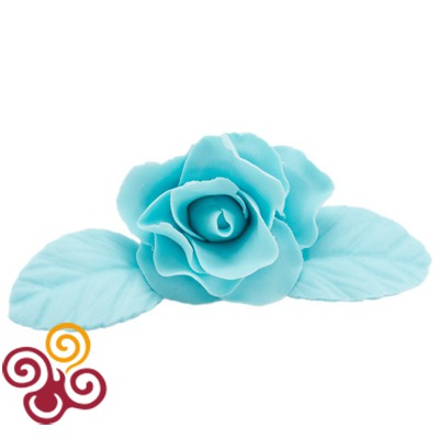 Мастика сахарная Голубая Топ Декор