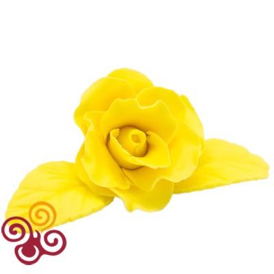 Мастика сахарная Желтая Топ Декор