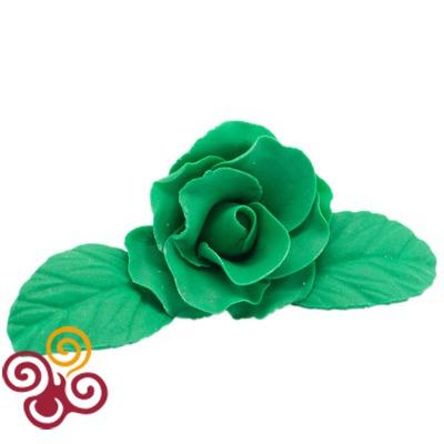 Мастика сахарная Зеленая Топ Декор