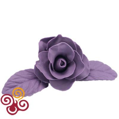 Мастика сахарная Фиолетовая Топ Декор