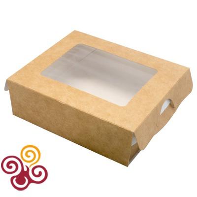 Коробка для пряников и печенья пенал 100*80*30