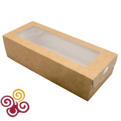 Коробка для пряников и печенья пенал 170*70*40