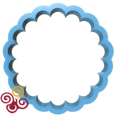 Форма ''Волнистое кольцо''