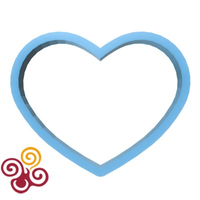 Форма ''Сердце №4''