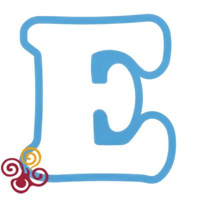 Форма ''Буква Е''