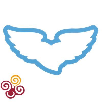 Форма ''Сердце с крыльями''