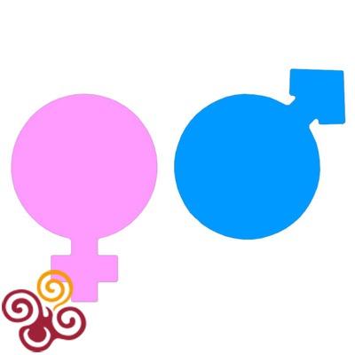 Набор форм ''Венера и Марс''