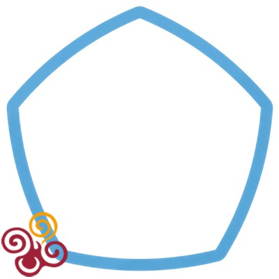 Форма ''Пятиугольник выпуклый''