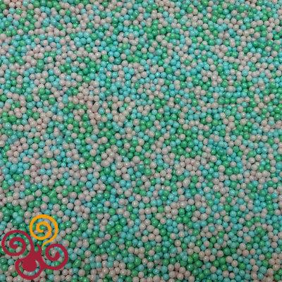 Посыпка Шарики разноцветные Микс 9