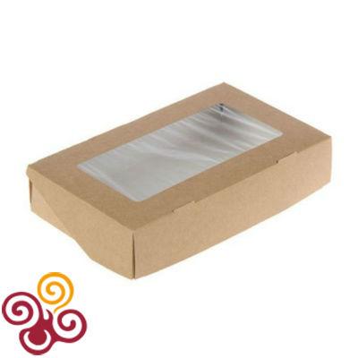 Коробка для пряников и печенья открывающаяся ECO TABOX 250*150*40