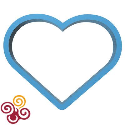 Форма ''Сердце №8''